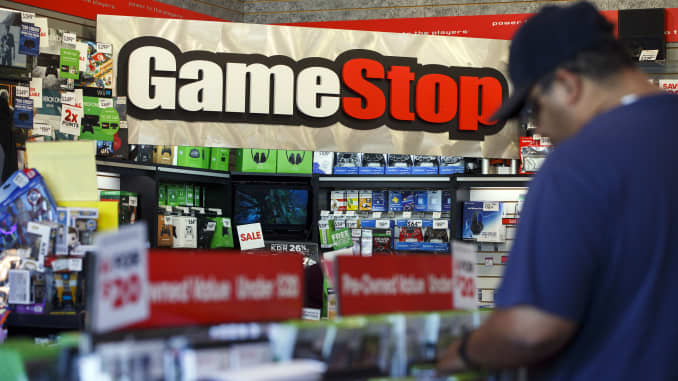 Stocks making the biggest moves after the bell: GameStop, Square, Intuit & more
