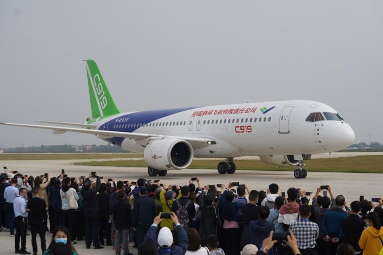 US-China relations: Beijing's plan for aviation supremacy faces bumpy ride as American export controls show no signs of easing