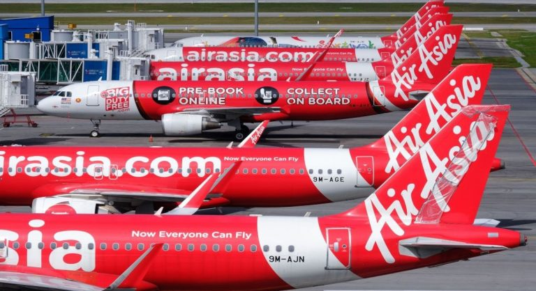 AirAsia becomes third most shorted stock in Malaysia after price hits one year high