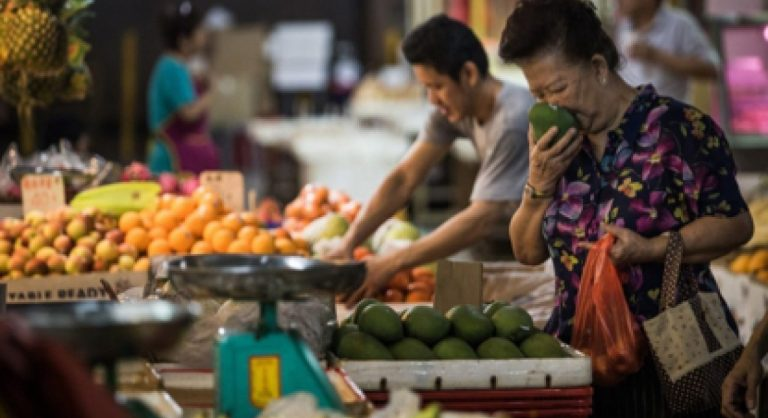 Singapore all-items CPI up 2.1% in April year-on-year