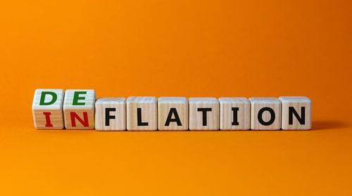 Massive deflation, not inflation, will be a problem as commodities drop, says Ark's Cathie Wood