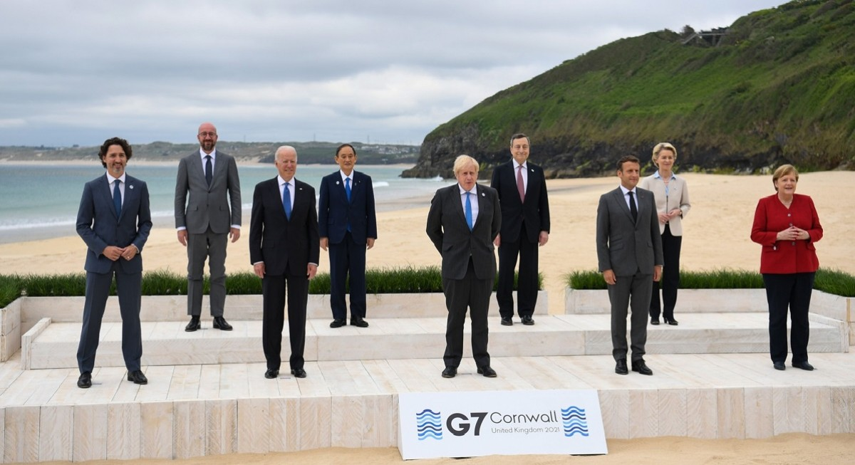 G-7 leaders face demands to pay up after green growth promises