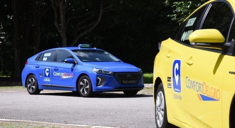 ComfortDelGro reorganises taxi, private bus and car rental services under new division, plans to launch 'mega app'