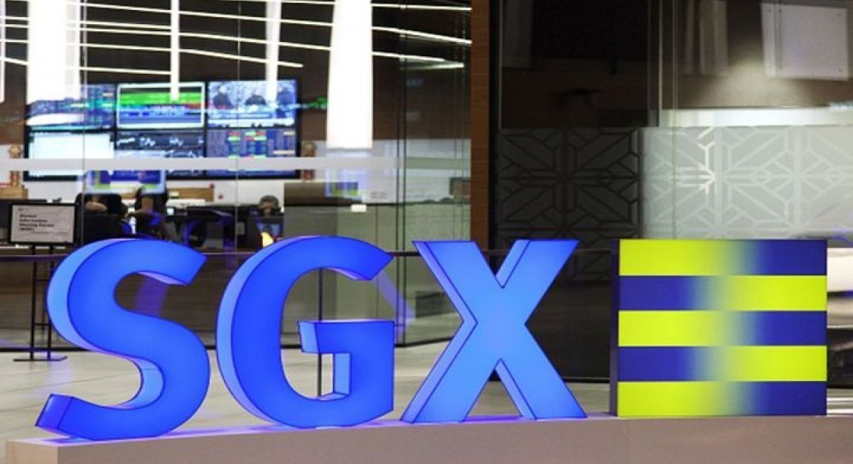 SGX total securities market up by 11.5% y-o-y in May to $30.27 bil